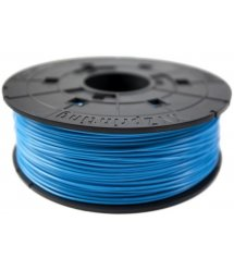 Катушка с нитью 1.75мм/0.6кг PLA(NFC) XYZprinting Filament для Junior, miniMaker, Nano синий
