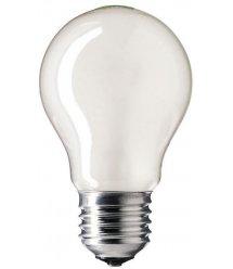 Лампа розжарювання Philips E27 100W 230V A55 FR 1CT/12X10 Stan