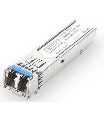 Модуль DIGITUS 1.25 Gbps SFP, 20km, SM, LC Duplex, 1000Base-LX, 1310nm
