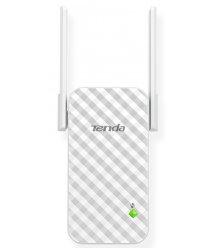 Расширитель WiFi-покрытия TENDA A9 N300, 2x3dBi ант