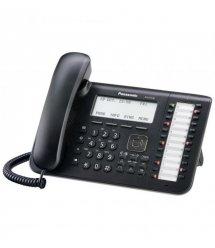 Системний телефон Panasonic KX-DT546RU Black (цифровой) для АТС Panasonic