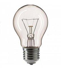 Лампа накаливания Philips E27 75W 230V A55 CL 1CT/12X10F Stan