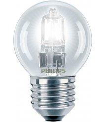 Лампа галогенная Philips E27 42W 230V P45 CL 1CT/20 EcoClassic