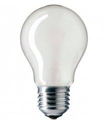 Лампа накаливания Philips E27 40W 230V A55 FR 1CT/12X10F Stan