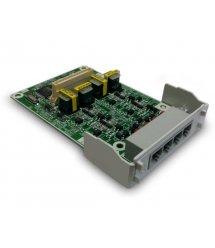 Плата розширення Panasonic KX-HT82480X на 4 порти зовнішніх аналогових ліній з CallerID (LCOT4) for KX-HTS824RU
