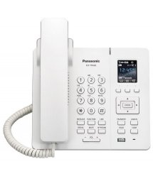 Беспроводной IP-DECT телефон Panasonic KX-TPA65RU White, для KX-TGP600RUB