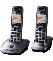 Радиотелефон DECT Panasonic KX-TG2512UAM Metallic