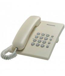 Дротовий телефон Panasonic KX-TS2350UAJ Beige