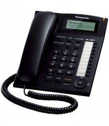 Дротовий телефон Panasonic KX-TS2388UAB Black