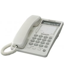 Дротовий телефон Panasonic KX-TS2362UAW White