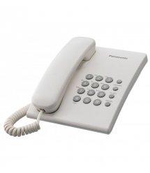 Проводной телефон Panasonic KX-TS2350UAW White