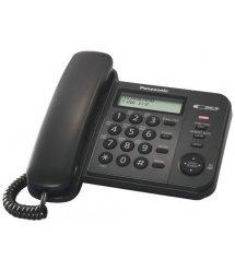 Дротовий телефон Panasonic KX-TS2356UAB Black