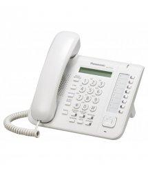 Системний телефон Panasonic KX-DT521RU White (цифровий) для АТС Panasonic