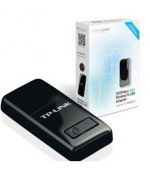 WiFi-адаптер TP-Link TL-WN823N 802.11n, 2.4 ГГц, N300, USB 2.0, mini