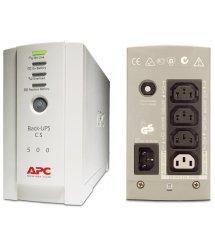Джерело безперебійного живлення APC Back-UPS CS 500VA