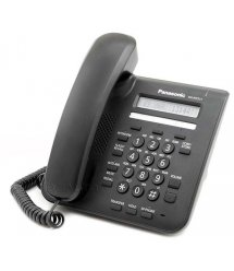 Проводной IP-телефон Panasonic KX-NT511ARUB Black для АТС Panasonic KX-TDE/NCP/NS