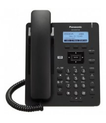 Проводной IP-телефон Panasonic KX-HDV130RUB