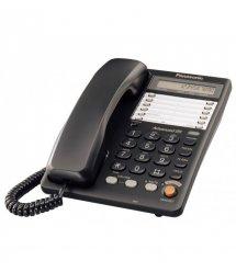 Проводной телефон Panasonic KX-TS2365UAB Black