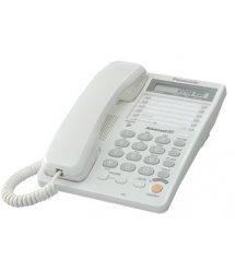 Проводной телефон Panasonic KX-TS2365UAW White