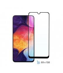 Захисне скло 2E Basic для Samsung Galaxy A30(A305)/A50(A505)/M30(M305), 3D FG, Black