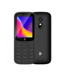 Мобільний телефон 2E E180 2019 DUALSIM Black