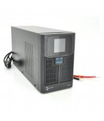 ИБП с правильной синусоидой RITAR RTSW-1500 LCD (1000Вт) ,24В, под внешний АКБ, Q1 (500*245*350) 14,9 кг (400*145*210)