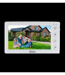 Домофон SEVEN DP–7574 FHD white