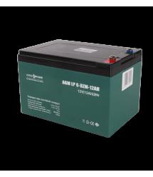 Аккумулятор тяговый свинцово-кислотный AGM LogicPower LP 6-DZM-12 - под Болт М5