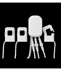 Измеритель электроэнергии (3 клипсы) на 60А Aeotec Home Energy Meter Gen5 — AEOEZW095C3A60