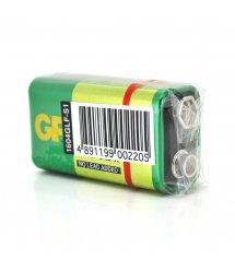 Батарейка солевая GP Greencell 1604GLF-S1 9V крона