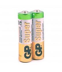 Батарейка GP Super 24A-S2 щелочная AAA 2шт
