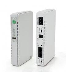ИБП для роутеров / коммутаторов / PON / POE-430, 5 / 7.5 / 9 / 12V, 1A, 4 X 2200MAh, BOX Q36