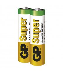 Батарейка GP Super 15A-S2 щелочная AA 2шт