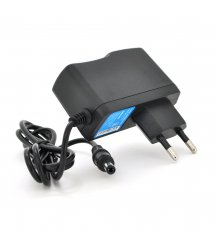 Импульсный адаптер питания Merlion MLPSP12-1mini, 12В 1А (12Вт) штекер 5,5 - 2,5