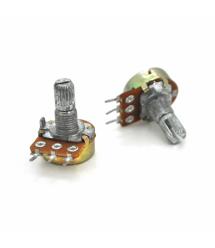 Многооборотный переменный потенциометр WH148 B5K, 100шт в упаковке, цена за упаковку