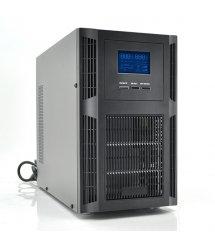 ИБП с правильной синусоидой PT-1KS-LCD, 1000VA (800Вт), 24 В, Встроенная батарея 12V 7,5 Ah х 2 шт (430*235*330) кг (345*145*220