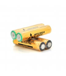 Батарейка щелочная MITSUBISHI 1.5V AAA - LR03, 2S shrink pack, 400pcs - ctn