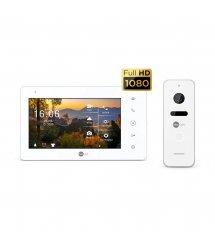 Комплект домофона Neolight NeoKIT HD Pro White