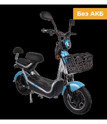 Электрический мопед CITY gy-4 500W/48V (серо-голубой)