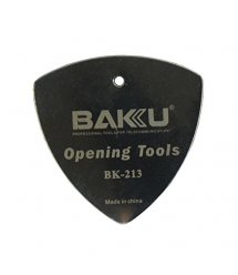 Медиатор металлический BAKKU BK-213, Blister