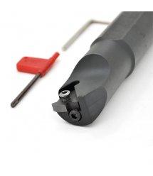 Резец резьбовой по металлу со сменными пластинами SNL0040T27