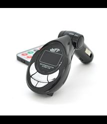 FM- модулятор + MP3 плеер
