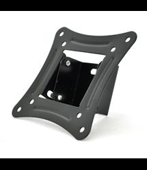 Кронштейн LED BRACKET S-05, 14-37, до 20 kg, фиксированная, Black, Box