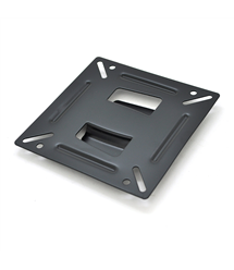 Кронштейн LED TV WALL MOUNT L1, 14-24, до 10 kg, фиксированная, Black, Box