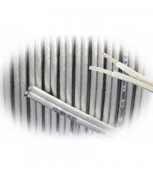 Кабель GOLDKABEL SILVER-FLEX поперечное сечение 2 x 6,0 qmm, прозрачный