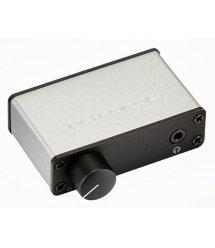 Аудио приёмник и цифро-аналоговый преобразователь OPTOMA NuForce uDAC-3 цвет: серебро