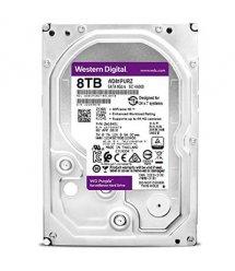 Жесткий диск Western Digital Purple WD81PURZ 3.5 8TB, 5400rpm, 256MB, SATAIII