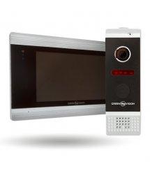 Комплект видеодомофона GV-052 + Вызывная панель GV-002