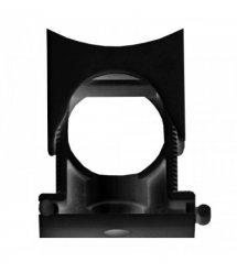 Держатель DKC c крышкой, д.ном. 7-17 мм, РА6, чёрный, МИН.ОТГРУЗКА 20 ШТ.