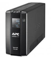 APC Back UPS Pro BR 650VA, LCD
